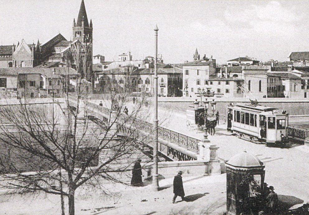 Tram Verona