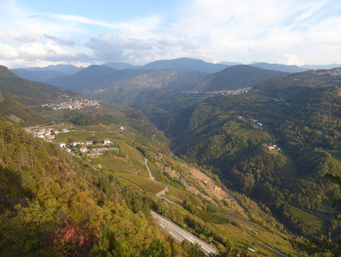 Val Di Cembra da San Floriano