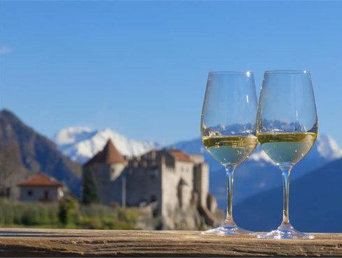 Vinschgau Wein Val Venosta Kastelbell