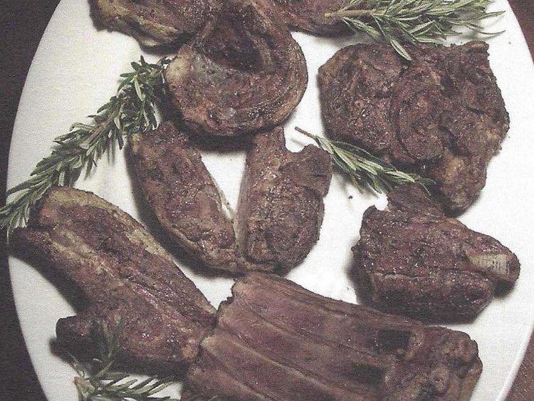 Besondere Lebensmittel Fleisch