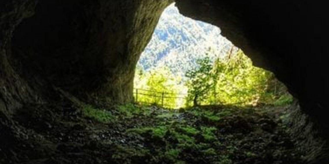 Grotta Rio Malo Covelo Ai Piccoli Foto Alpe Cimbra