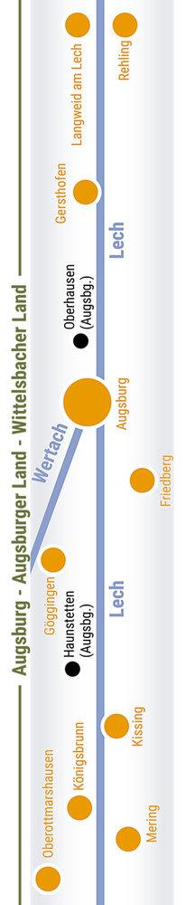 Übersichtskarte rechts Teilabschnitt 03