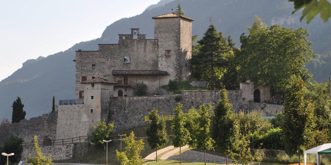 Castello di Castellano Vallagarina Etschtal Valle del Adige Trentino