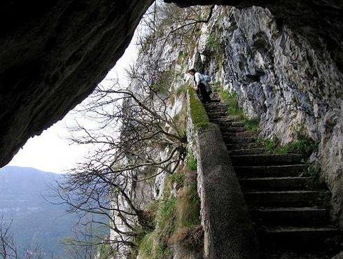 Sentiero Santuario