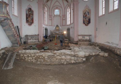 Kirche Offen Pinswang