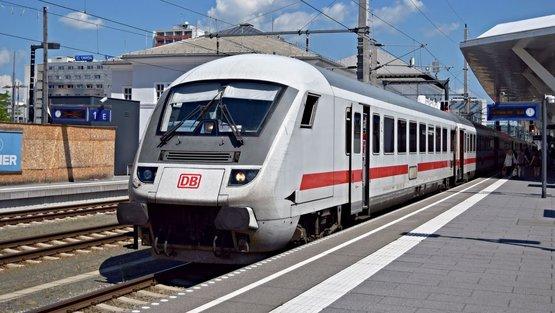 Ec Der Deutschen Bahn
