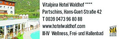 Partschins Waldhof