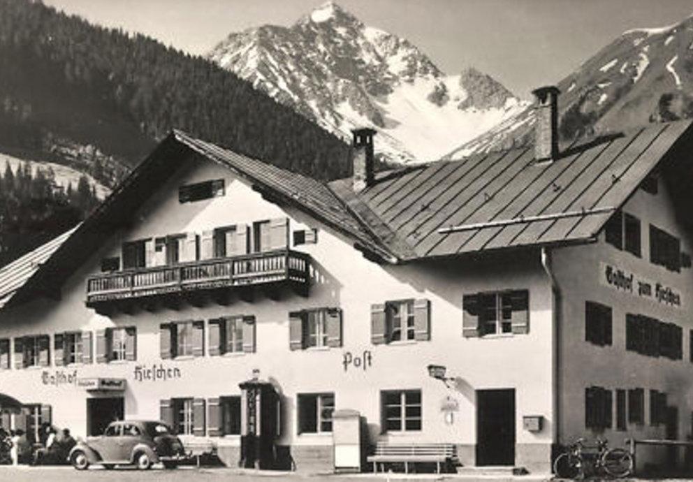Bichlbach Gasthof Zum Hirschen