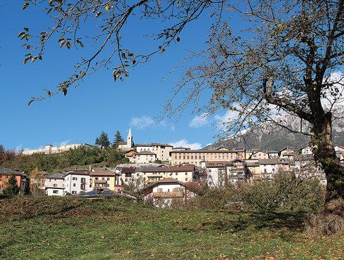 Castello Tesino Via Claudia Augusta