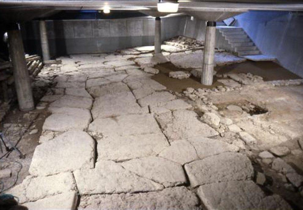 Area Archeologica Feltre Strada