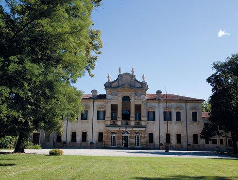 Cerea Villa Dionisi E Museo Po Ebene