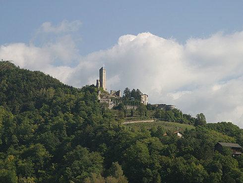 Castello Telvana Media Valsugana Borgo Trentino