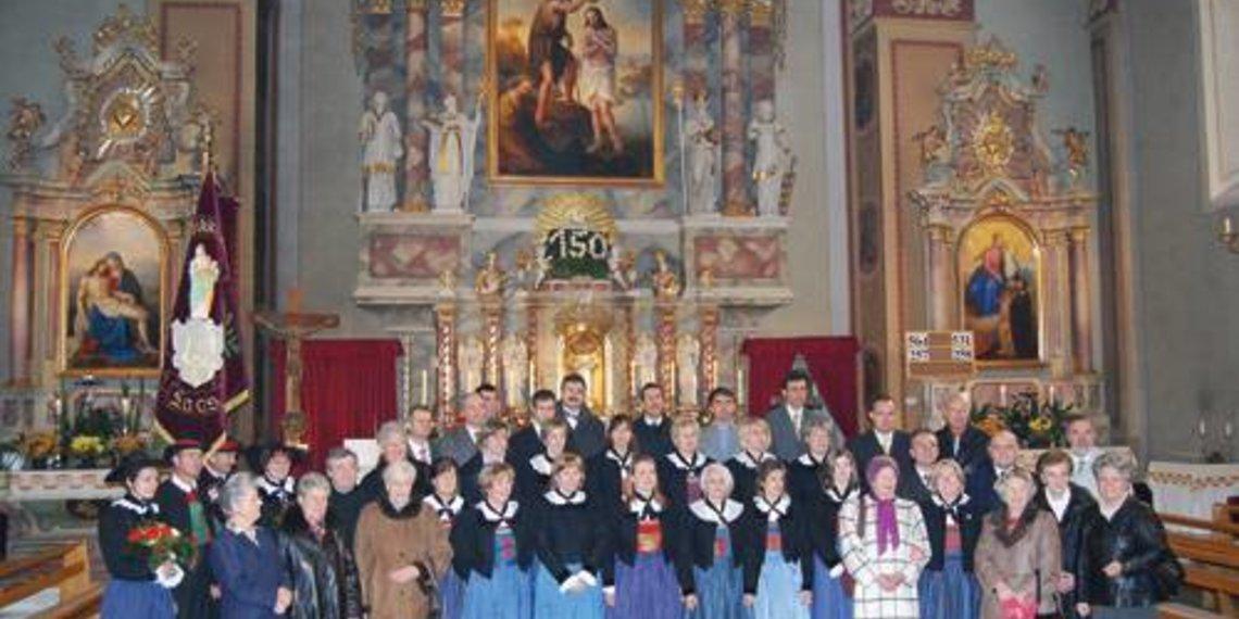 Kirchenchor Laas
