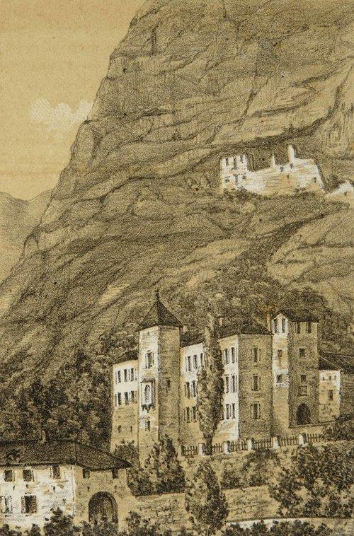 Castello Mezzocorona San Gottardo