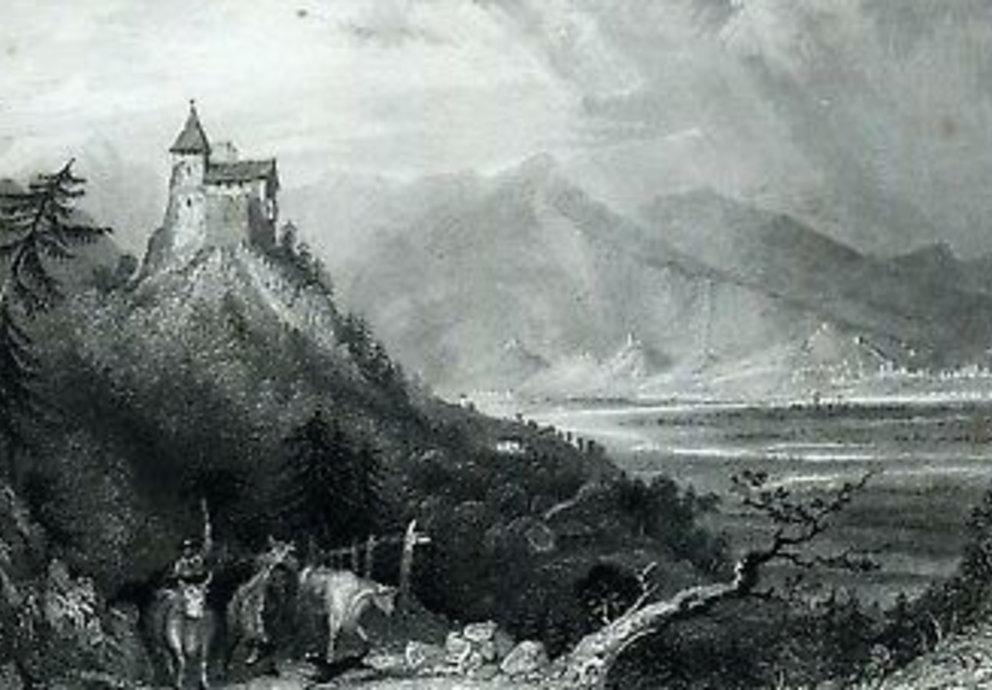 Lana Castel Leonburg Schloss
