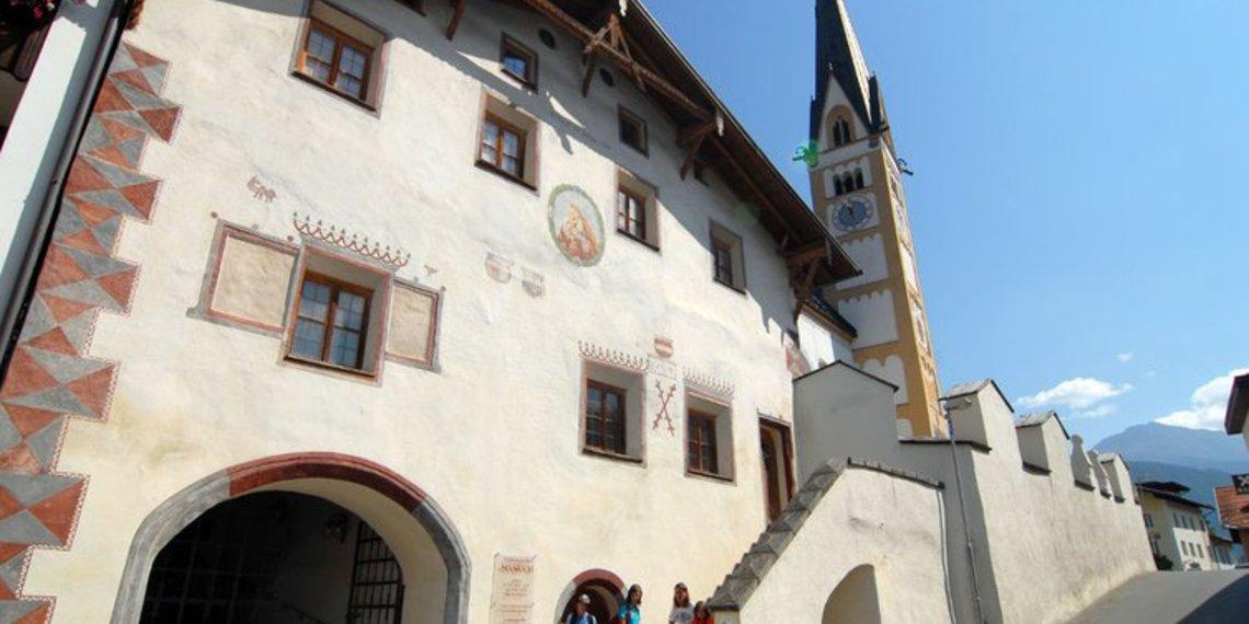 Museen Fliess, Archiv TVB-Tirol West, Auer Erich