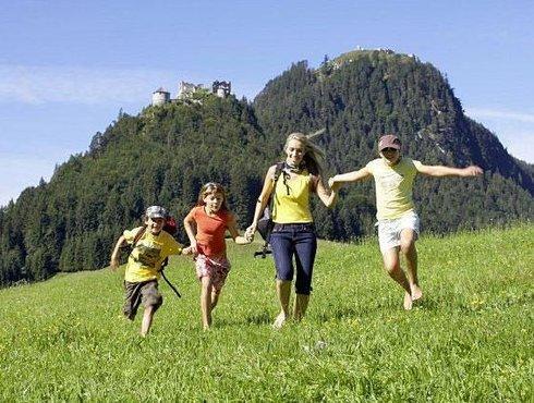 Sommer Ehrenberg Familie