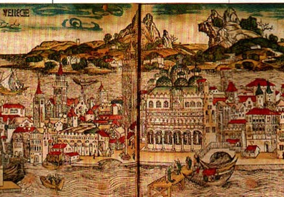 Venezia 1200