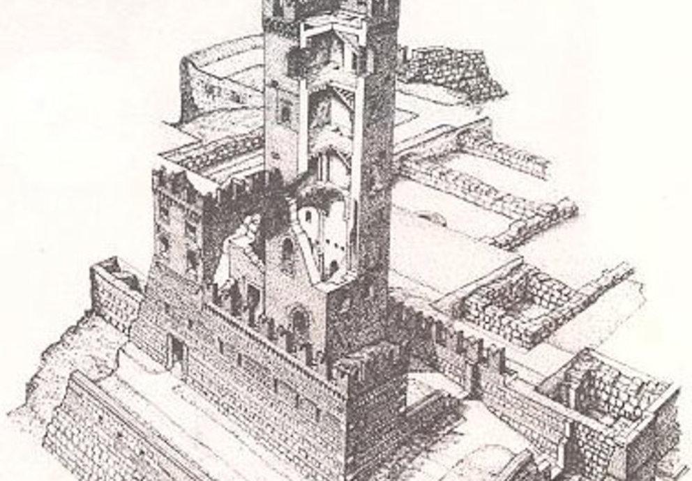 Torre Campana Castello Conegliano