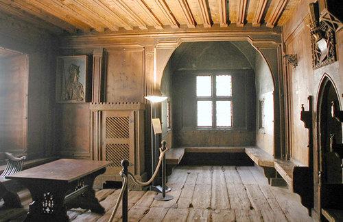 Kaiserstube Schloss Lebenberg, Foto: Meraner Land