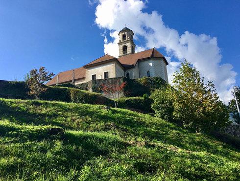 Lamon Chiesa Kirche San Pietro
