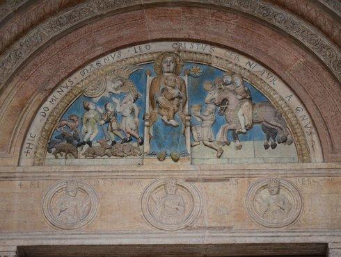 Lunetta Duomo di Verona