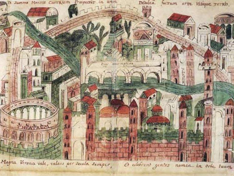 Veronissima Verona Iconografia Rateriana
