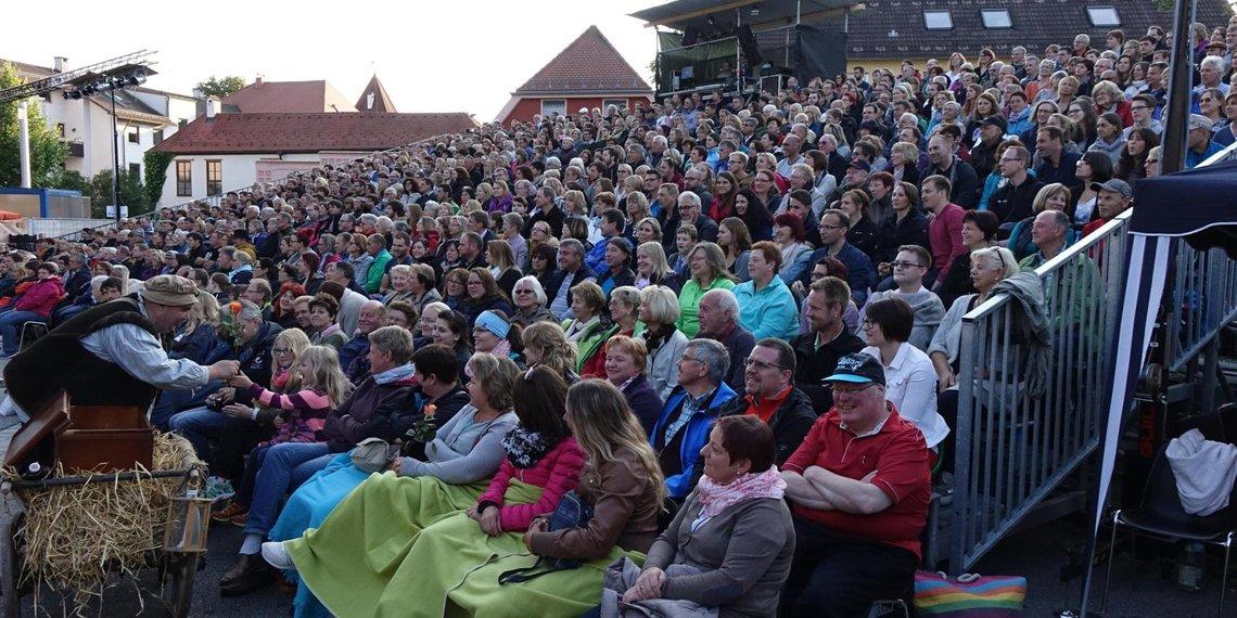 Freichlicht Theater Henkerstochter, Publikum