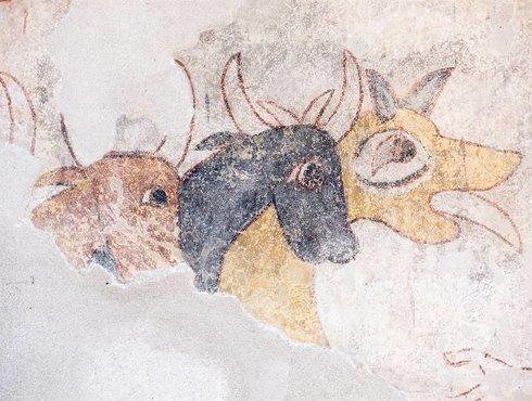 Fresko Prokuluskirche