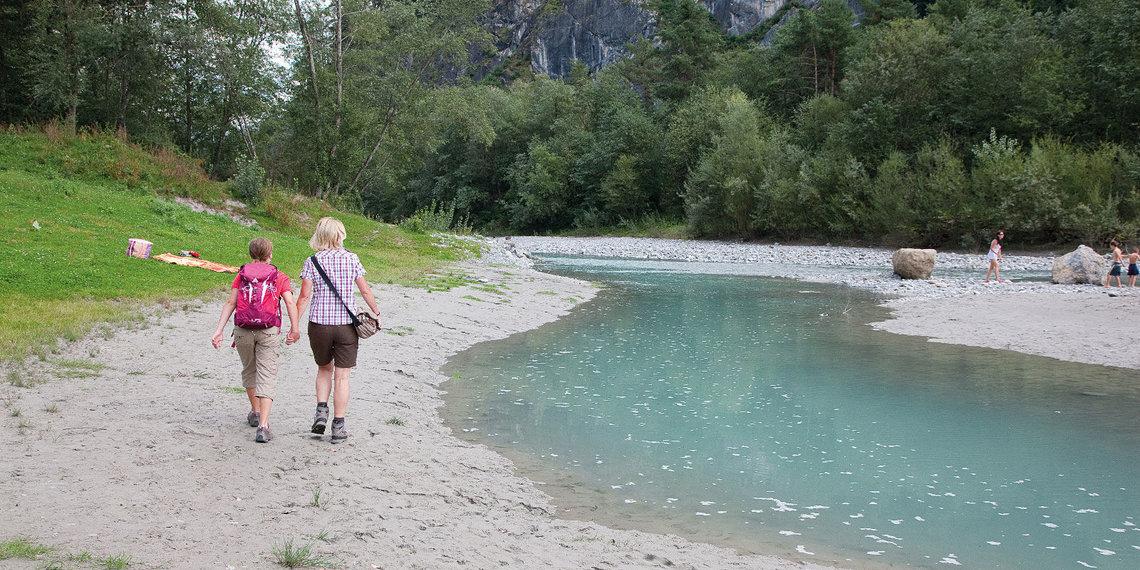 Mils Au, Foto Imst Tourismus