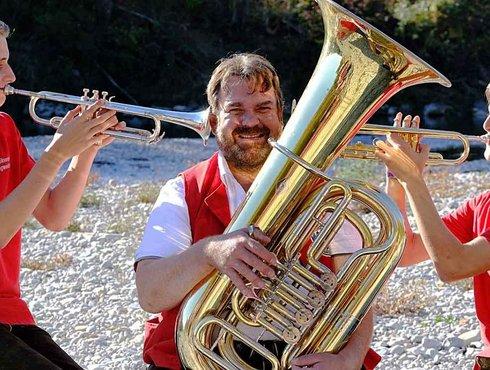 Musik Langweid in Lech