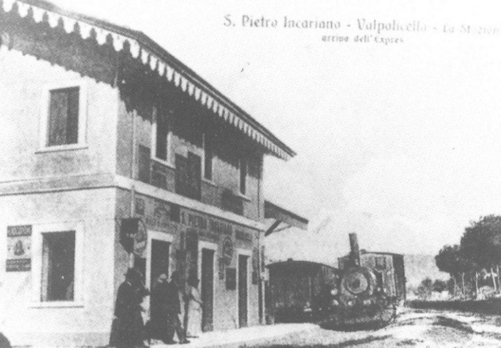 Ferrovia Verona Caprino