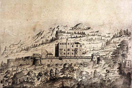 Castello Thun 1680