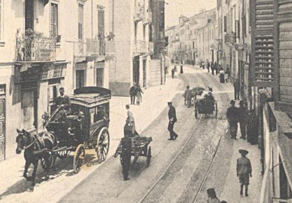 Via San Paolo Verona