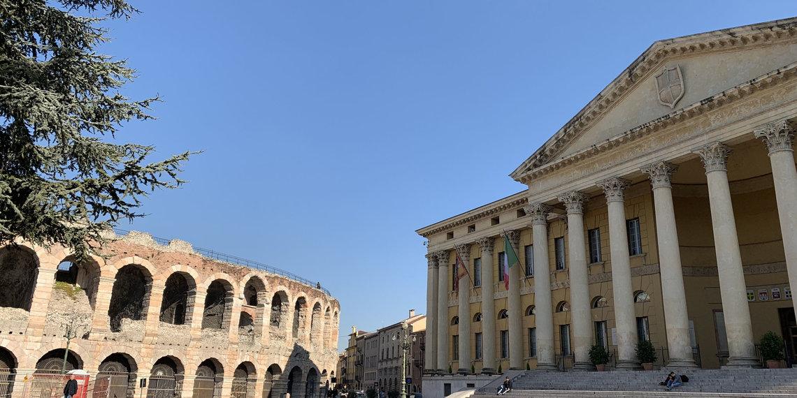 Verona Arena Municipio
