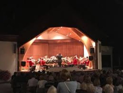 Musikkapelle Lermoos Konzert