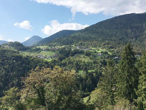 Lamon Montagna Berge Dolomiti
