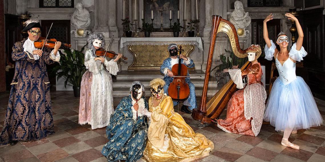 Musica In Mascera