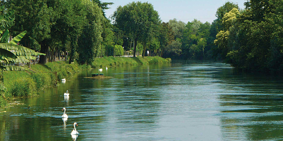 Natufluss Park Sile Marca Treviso Veneto