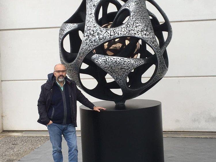 Gianfranco Meggiato Arte Verona 2016