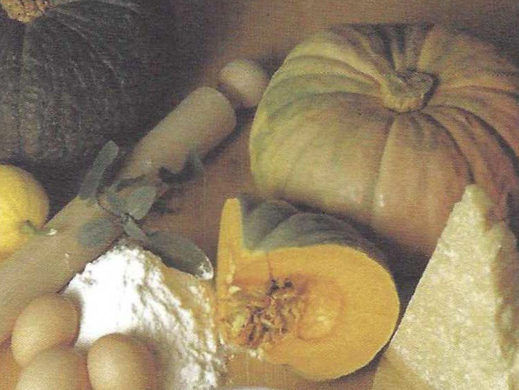 Zucca Mantovana