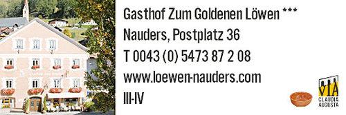 Nauders Gasthof Löwen