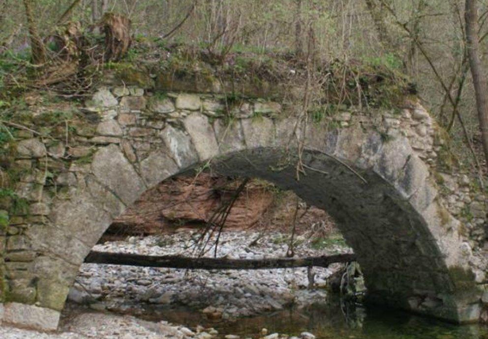 Ponte Bizantino Bardies