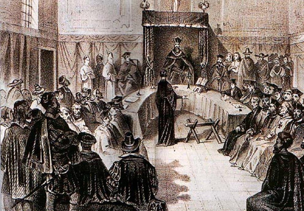 Santa Inquisizione Concilio Verona