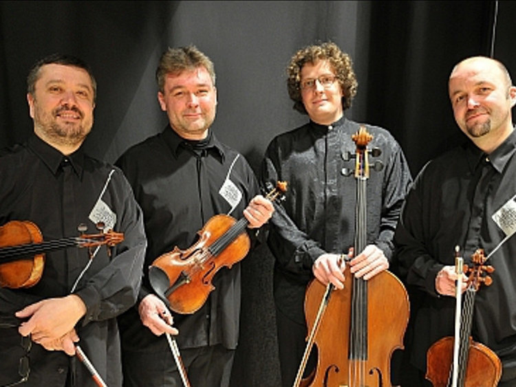 Settimana Mozartiana Quartetto Nostitz