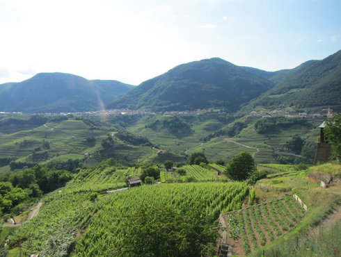 Val Di Cembra, Cembra e Faver Visti da Sevignano