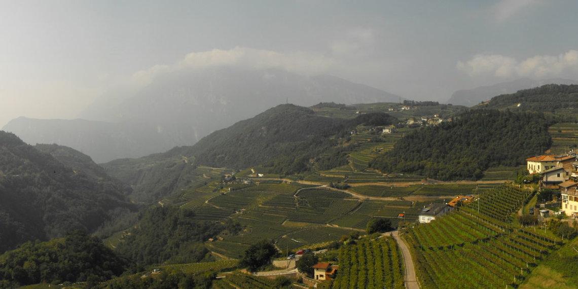 Panorama Verla Di Giovo