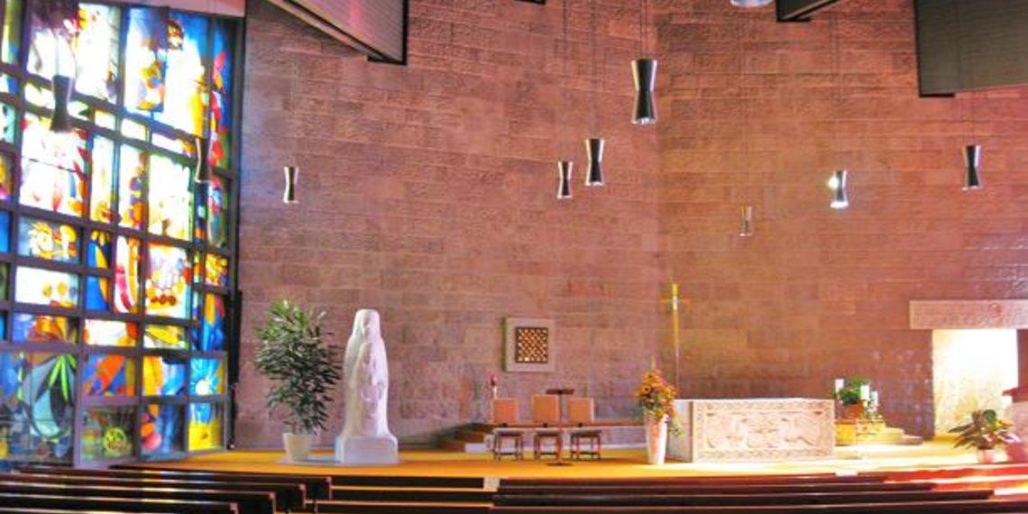 Pfarrkirche Algund Inneres