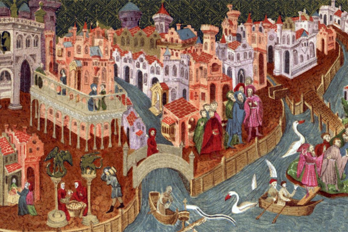 venezia medioevo