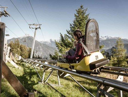 Sommer Herbst Imst Tourismus Rosengartenschlucht